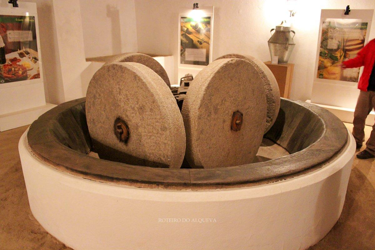Museu do Azeite - Lagar de Varas do Fojo