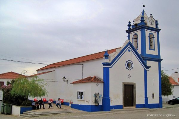 IgrejaSaoLourencoAlqueva